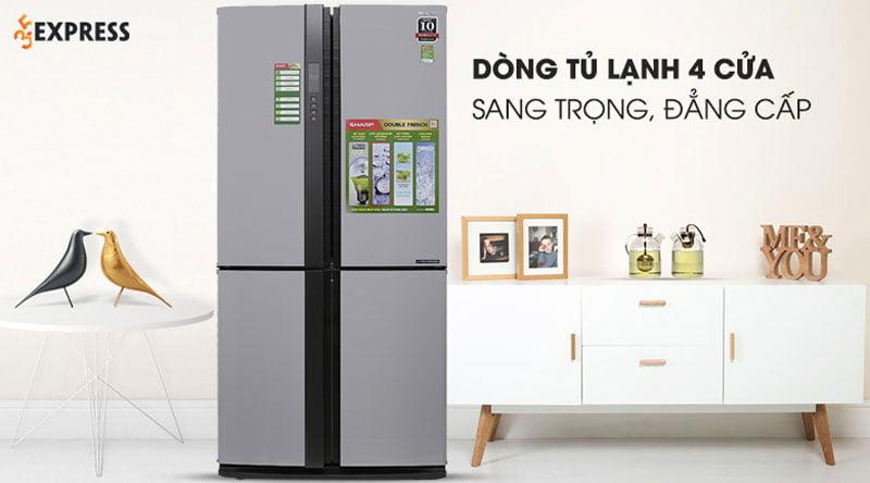 tu-lanh-4-canh-tot-nhat-2021-sharp-inverter-605-lit-sj-fx680v-st-35express