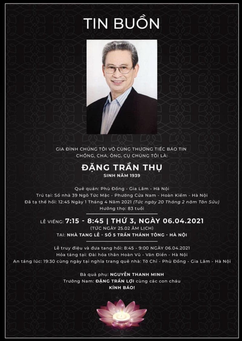 tin-buon-nghe-si-dang-tran-thu-cua-chu-tich-tinh-qua-doi-huong-tho-82-tuoi-35express