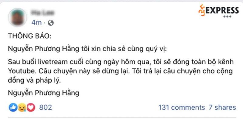 sau-khi-ba-phuong-hang-tuyen-bo-dung-lai-loat-kenh-youtube-hang-chuc-nghin-luot-theo-doi-cua-dai-nam-da-boc-hoi-35express